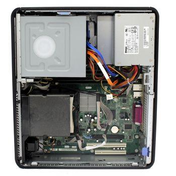 купить DELL 780 DESKTOP Intel® Core 2 Duo E7500 2,9Ghz, 4GB DDR3, HDD 128GB SSD, DVD в Кишинёве