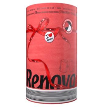 купить RENOVA Бумажные полотенца Red (1) 8020909 в Кишинёве