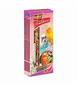 купить Smakers® с фруктами для волнистых попугаев в Кишинёве