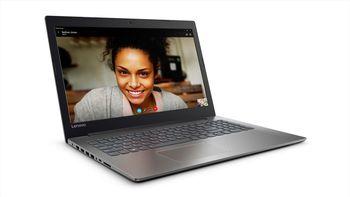 """Lenovo IdeaPad 320-15ISK Onyx Black 15.6"""" FullHD (Intel® Core™ i3-6006U 2.00GHz (Skylake), 4GB DDR4 RAM, 1.0TB HDD, Intel® HD Graphics 620, w/o DVD, CardReader, WiFi-N/BT4.1, 0.3M WebCam, 2cell, RUS, DOS, 2.2kg)"""