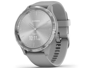Garmin Vivomove 3, Silver, Powder Gray, Silicone