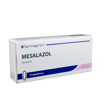 cumpără Mesalazol 500mg sup. N7x2 în Chișinău