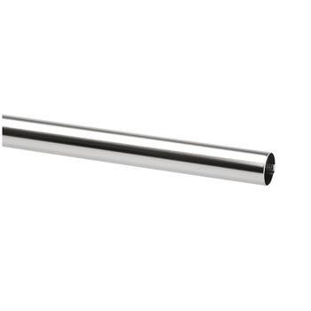 купить Навесная направляющая 1532x25x25 мм, серебряный в Кишинёве