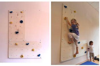 Скалодром Детский модульный (5 камней) панель 150х75см