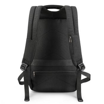 """купить Pюкзак городской Tigernu T-B3593 для ноутбука 15.6"""", с USB портом, водонепроницаемый, чёрный в Кишинёве"""
