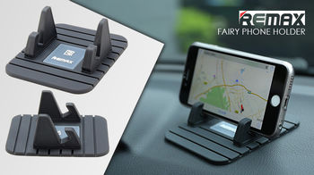 купить Remax Car Holder, Fairy, Black в Кишинёве