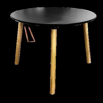 cumpără Masă cu suprafaţă şi picioare din lemn. Dimensiuni: 800x750 mm în Chișinău