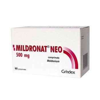 cumpără Mildronat Neo 500mg comp. N6x10 în Chișinău