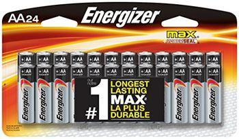 Energizer Plus AA FSB24 New