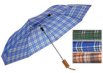 """Зонт складной """"Шотландский стиль"""" D54cm"""