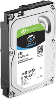 "2.0TB-SATA- 64MB  Seagate "" SkyHawk Surveillance"