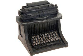 Печатная машинка декоративная 18.3X15.8X15.5cm