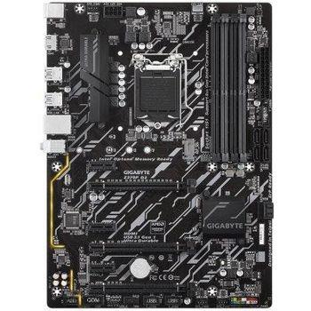 GIGABYTE Z370P D3, Socket 1151, Intel® Z370 (8th Gen CPU), Dual 4xDDR4-4000, CPU Intel graphics, HDMI, 3xPCIe X16, 6xSATA3, RAID, 1xM.2 slot, ALC887 HDA, Gigabit LAN, 68xUSB3.1, ATX