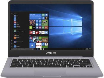 "cumpără ""NB ASUS 14.0"""" S410UA Grey (Core i3-7100U 4Gb 256Gb) 14.0"""" Full HD (1920x1080) Non-glare, Intel Core i3-7100U (2x Core, 2.4GHz, 3Mb), 4Gb (OnBoard) PC4-17000, 256Gb M.2, Intel HD Graphics, HDMI, 802.11ac, Bluetooth, 1x USB 3.1 Type C, 1x USB 3.0, 2x USB 2.0, Card Reader, Webcam, Fingerprint, Endless OS, 3-cell 42 WHrs Battery, Illuminated Keyboard, 1.4kg, Grey Metal"" în Chișinău"