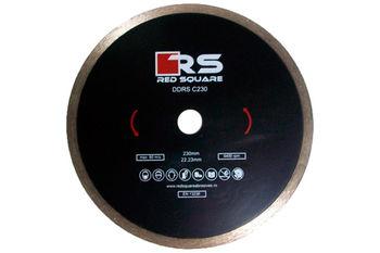 Диск алмазный сплошной Red Square 180 x 22,23 мм