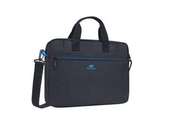"""купить 16""""/15"""" NB  bag - RivaCase 8037 Black Laptop в Кишинёве"""