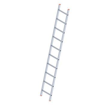 Лестница алюминиевая Sarayli Single 1x11