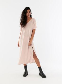 купить Платье HOL21-SUDD611 WOMEN-S DRESS LIGHT PINK в Кишинёве
