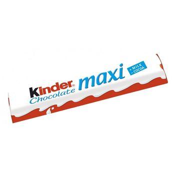 Kinder Maxi Chocolate, 1 шт.