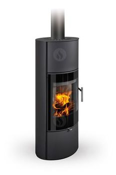 купить Каминная печь - ROMOTOP LAREDO 03 AKUM листовой металл - аккумуляционная печь в Кишинёве