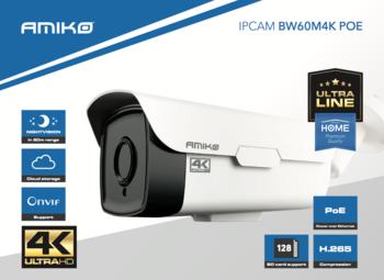 купить AMIKO IPCAM BW60M4K POE в Кишинёве