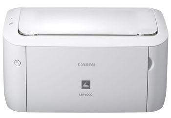 Printer Canon i-Sensys LBP6030 White, A4, 2400x600 dpi, 18ppm, 60-163 g/m2, 8Мb+SCoA Win, CAPT, Max. 5k pages per month, Paper Input: 150-sheet tray, 7.8 seconds First Print Out Time, USB 2.0, Cartridge 725 (1600 pages 5%) 700 pages starter