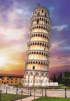 "10441Trefl Puzzles-""1000"" - Pisa Tower"
