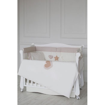 cumpără Set lenjerie pentru pătuc Special Baby Luli Roz (3 un.) în Chișinău