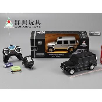 """Машина на дистанционном управлении """"Mercedes Benz G -Class"""""""