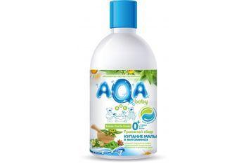 Травяной сбор для купания малышей Купание в витаминах Aqa Baby 300 мл