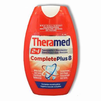 купить Зубная паста Theramed Original 2 в 1 Complete PLUS 8   75 мл в Кишинёве