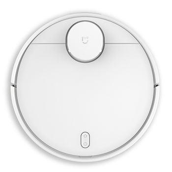 """XIAOMI """"Mi Robot Vacuum-Mop PRO"""" EU, White, Robot Vacuum, Suction 2100pa, Sweep, Mop, Remote Control, Self Charging, Dust Box Capacity: 0.5L, Working Time: 110m, Maximum area about 180 m2, Barrier height 1.5cm"""