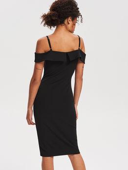 Платье RESERVED Чёрный vw787-99x