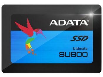 2,5-дюймовый твердотельный накопитель SATA 1,0 ТБ ADATA Ultimate SU800 [R / W: 560/520 МБ / с, 85/85 000 операций ввода-вывода в секунду, SM2258, 3D-NAND TLC]