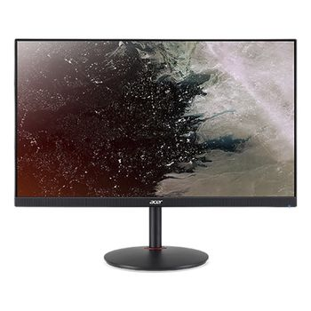 "27.0"" ACER IPS LED Nitro XV272P ZeroFrame Black (1ms, 100M:1, 400cd, 1920x1080, 178°/178°, 2xHDMI, DisplayPort, HDR, 144Hz Refresh Rate, AMD Free-Sync, Speakers 2 x 2W, Height Adjustment, VESA) [UM.HX2EE.P07]"