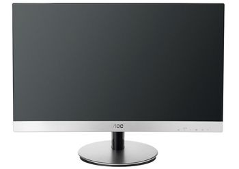 "21.5"" AOC IPS LED i2269vwm Borderless (5ms, 50M:1, 250cd, 1920x1080, VGA, Display Port, 2xHDMI, Borderless display, Speakers, Detachable Stand, Ultra Slim 9.6 mm, HDMI Cable included)"