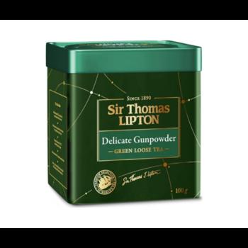 купить Sir Thomas Lipton Delicate Gunpowder чай зеленый листовой, 100 г, в Кишинёве