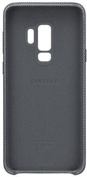 купить Чехол для моб.устройства Samsung EF-GG965, Galaxy S9+, Hyperknit, Silver в Кишинёве