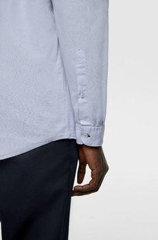 Рубашка ZARA Голубой zara 7545/402/403