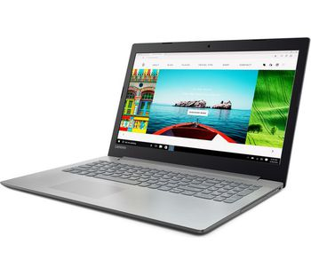 "Lenovo IdeaPad 320-15IAP Platinum Grey 15.6"" HD (Intel® Celeron® Dual Core N3350 up to 2.40GHz (Apollo Lake), 4GB DDR3 RAM, 1.0TB HDD, Intel® HD Graphics 620, w/o DVD, CardReader, WiFi-N/BT4.1, 0.3M WebCam, 2cell, RUS, DOS, 2.2kg)"