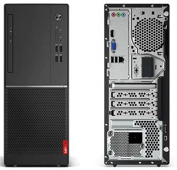 купить Lenovo V55t-15API Black (AMD Ryzen 5 3400G 3.7-4.2 GHz, 8GB RAM, 256GB SSD, 1TB HDD, DVD-RW) в Кишинёве