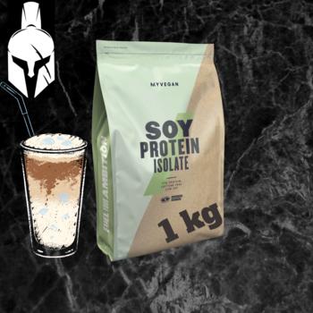 Изолят соевого протеина ( Soy Protein Isolate ) - Замороженный латте - 1 KG