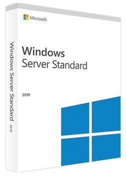 Dell Microsoft Windows Server 2019 Standard Edition, Additional License for 16 CORE, NO MEDIA/KEY (Customer Kit)