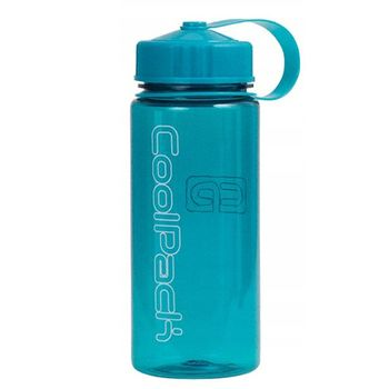 """Бутылка для воды CoolPack """"Spring"""" 600 мл бирюзовая"""