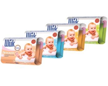 cumpără Sapun pentru copii  SIK 70g cu extract de sir,calendula,romanita în Chișinău