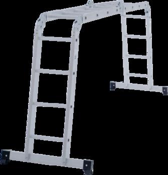 купить Шарнирная лестница (4x4ст) 1320404 в Кишинёве