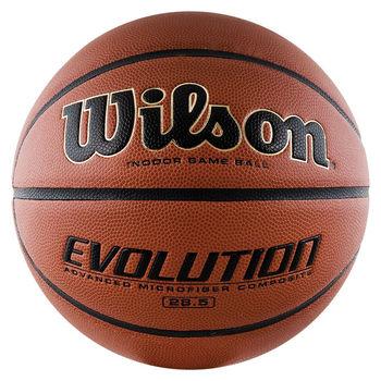 Мяч баскетбольный №6 Wilson Evolution WTB0586XBEMEA (4089)