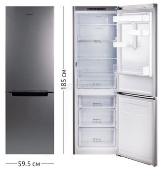 Холодильник Samsung RB33J3000SA UA