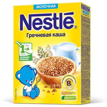 cumpără Nestle Terci Hrișcă, lapte 220g în Chișinău