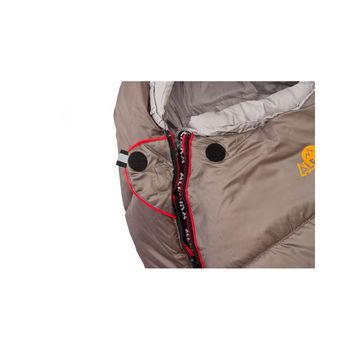 cumpără Inchiriere sac de dormit Alexika Aleut R, grey, 9232.01071 în Chișinău